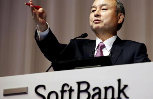 Softbank kjøper seg opp i Autostore