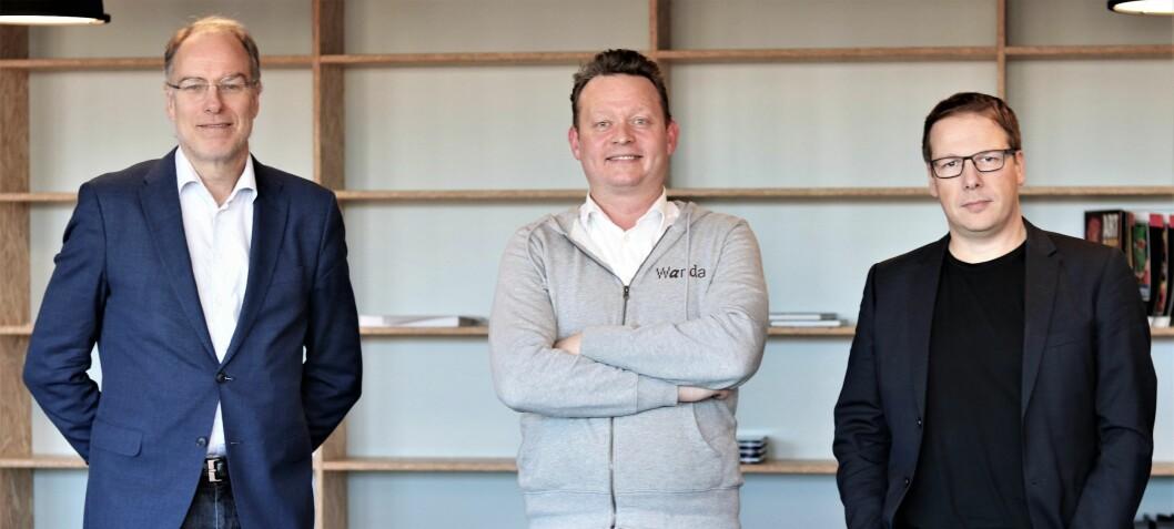 Posten debuterer som ventureinvestor i Norge: Satser millioner på Wanda