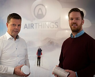 Tung børs-debut for Airthings