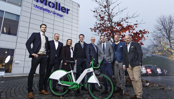 Bysykkel-plattform i motvind: Nedbemanning, lederskifter og nå har storinvestor solgt seg ut