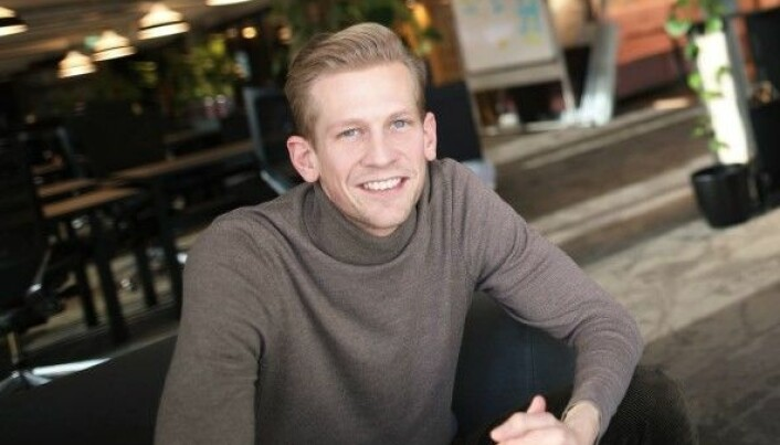 Espen Malmo i Skyfall Ventures