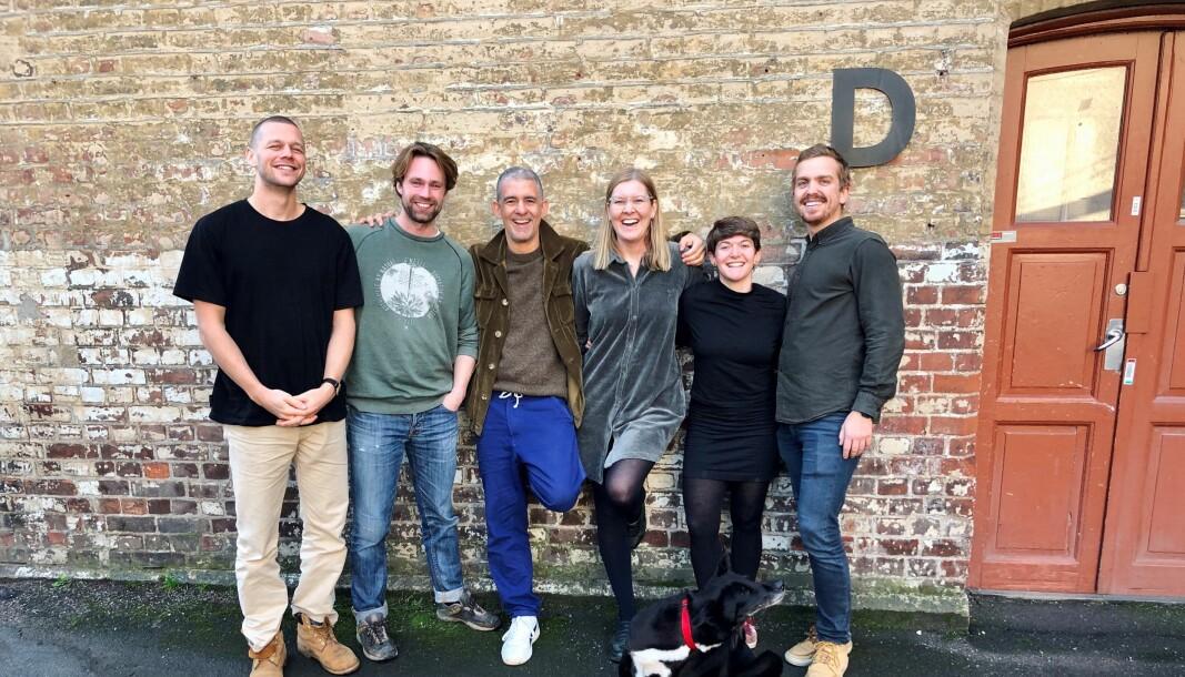 Teamet i Dagens er første teknologiselskap nominert til Matprisen