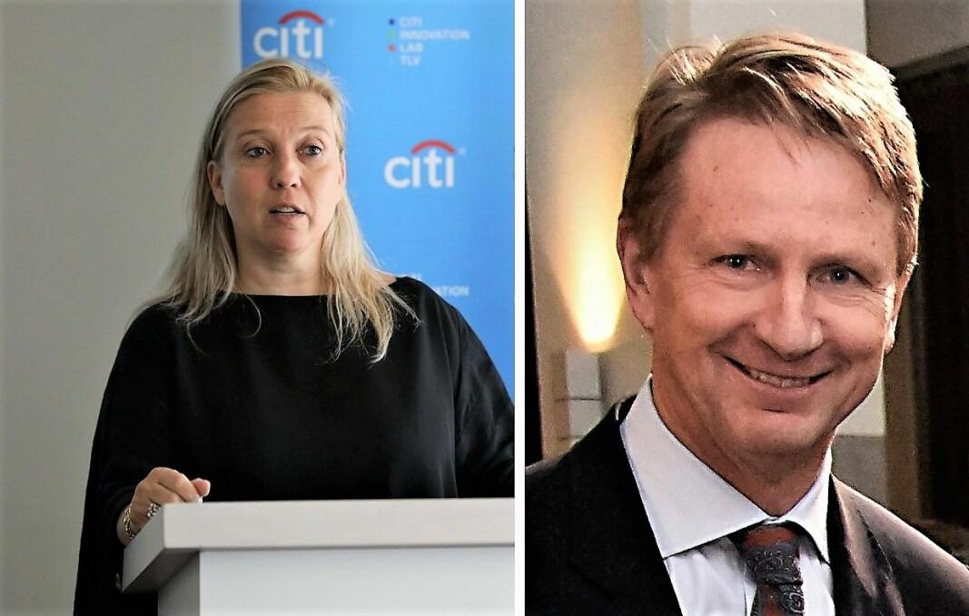 Storbanken Citi rigger seg til for å ta imot små selskaper i kundeporteføljen.