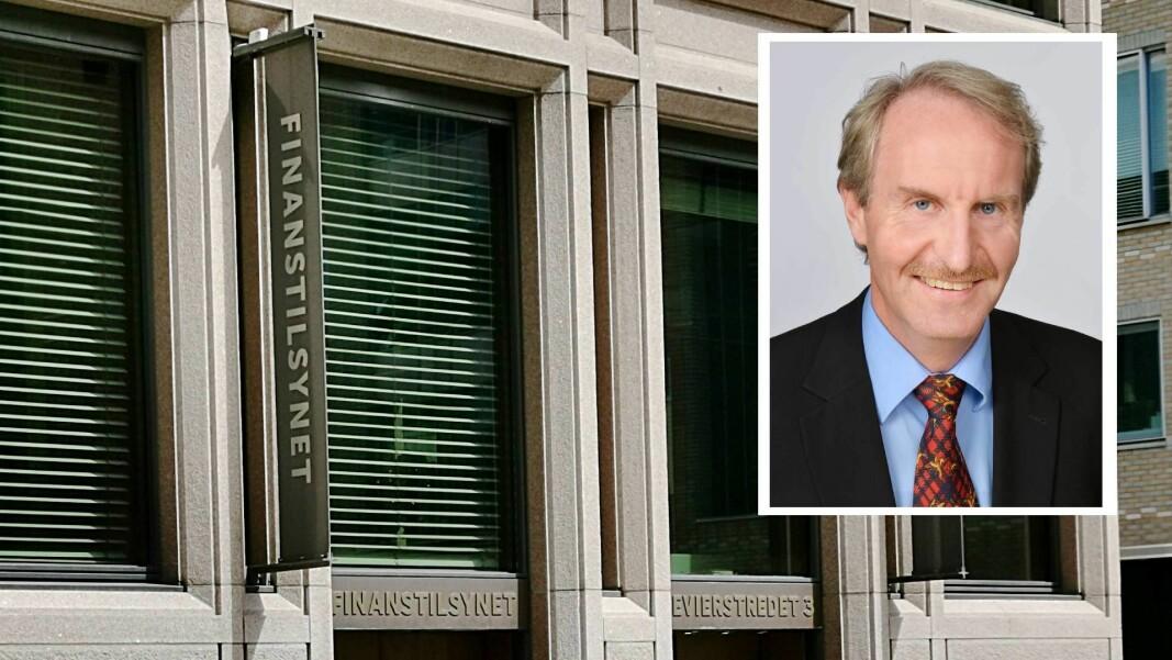 Seksjonssjef Olav Johannessen i Finanstilsynet er den som holder bankene i øret når det kommer til innføring av PSD2-regelverket.