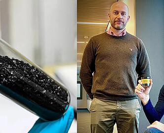 Bergensgründere jakter investorer til klimaeventyr: Tester supermaterialet i verdens letteste og grønneste joggesko