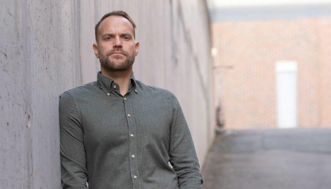Anders Espelund, gründer og dalig leder i Nettbil.