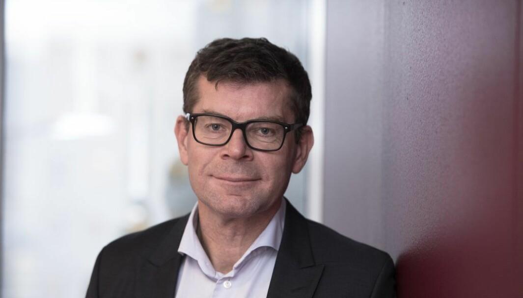 Gjermund Nese er avdelingsdirektør i Konkurransetilsynet. Foto: Konkurransetilsynet