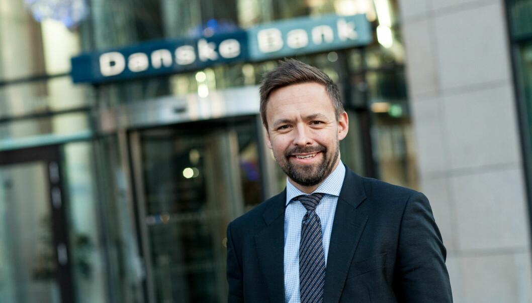 Knut Anders Wangen, kommersiell direktør i Danske Bank