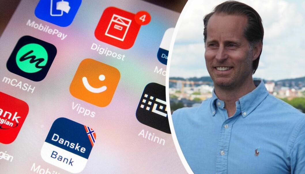 Christoffer Andvig, administrerende direktør i Neonomics.