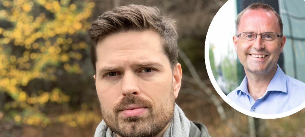 Alf Gunnar Andersen:Fjørtoft er i beste fall naiv