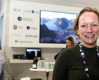 Hege Tollerud går til europeisk storfond for læringsteknologi