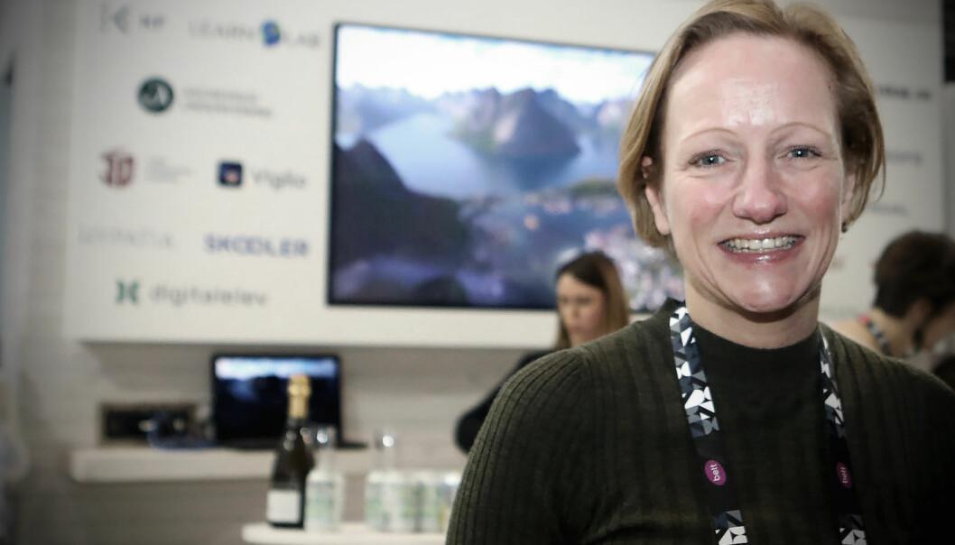 Hege Tollerud går fra Oslo Edtech Cluster til Brighteye Ventures.