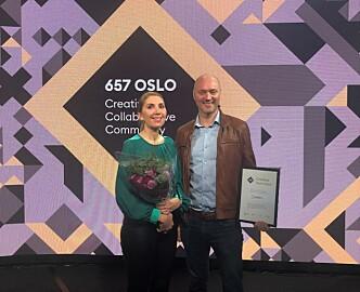 Songpark vant Creative Tech Hunt: – Fantastisk!