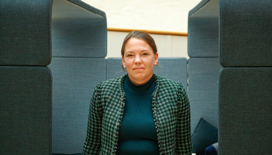 Linn Hoel Ringvoll, styreleder i Norsk Crowdfunding Forening og daglig leder i Kameo, ser frem imot å få plass det nye EU-regelverket i norsk lov.