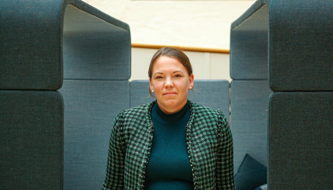 Linn Hoel Ringvoll, daglig leder i Kameo Norge kan glede seg over ny rekord i folkefinansierte eiendomslån