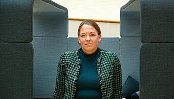 Linn Hoel Ringvoll, styreleder Norsk Crowdfunding Forening