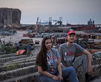 Norsk startup testet nytt verktøy blant ruinene i Beirut: Nå satser de på milliardmarked