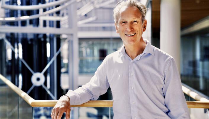 Håvard Lindtvedt i Startup & Growth i Nordea.