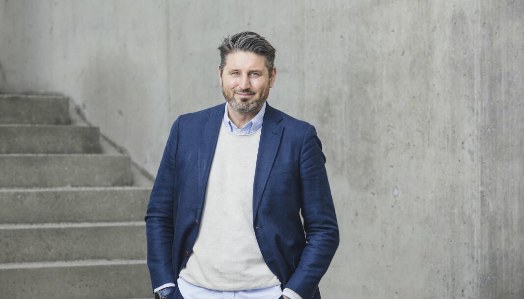 Ronni Møller Pettersen blir sjef for Sparebank1s nye sparesatsing. Han er idag konserndirektør for innovasjon og marked i Sparebank 1 Nord-Norge.