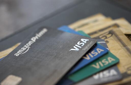 Visa inngår samarbeid med krypto-startup, skal tilby kredittkort med Bitcoin-bonus