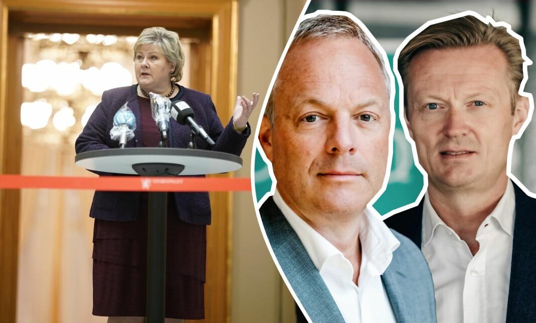 Budsjettforliket mellom Solberg-regjeringen og Frp hindrer omstilling, mener Abelia.