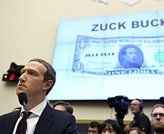 Britisk fintech truer Facebook med søksmål etter navnebytte på kryptovaluta