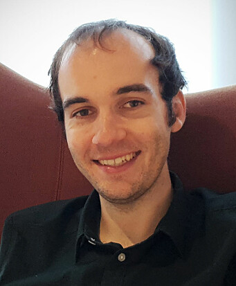 Investeringsanalytiker Markus Dietrich i Hadean Ventures.