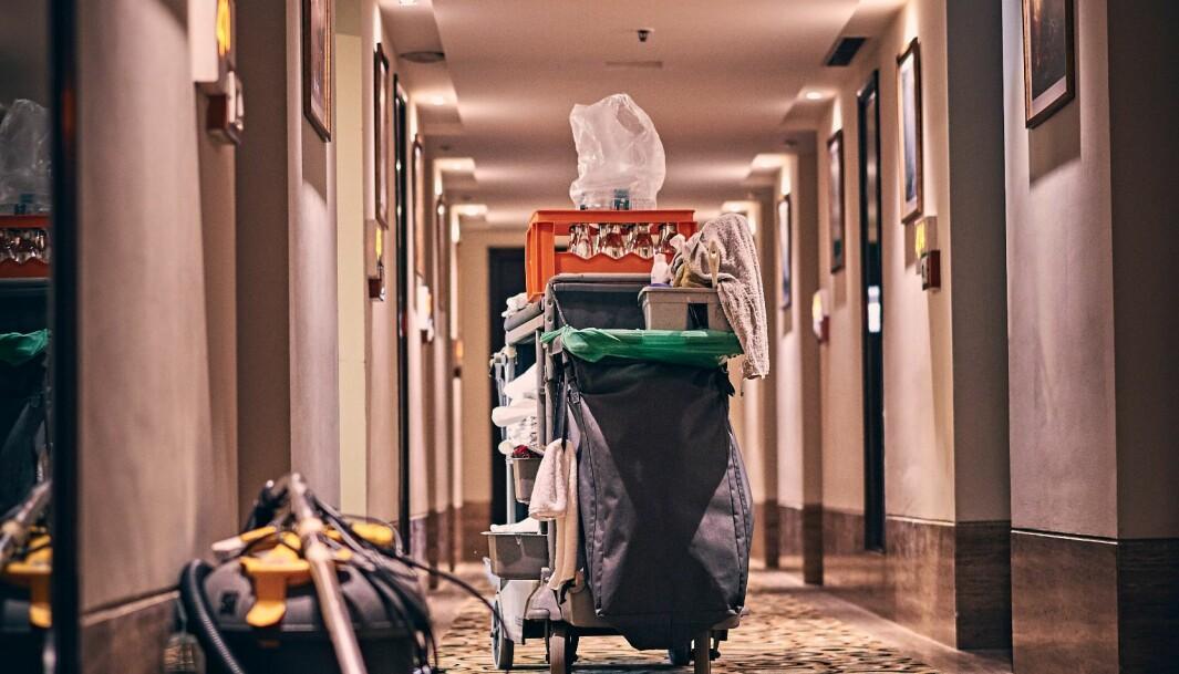 Selskaper som drifter og forvalter hotellbygningen er blant kundene Really retter seg mot.
