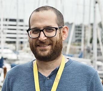 Guy Montuelle, CEO og Co-founder i Bygr.