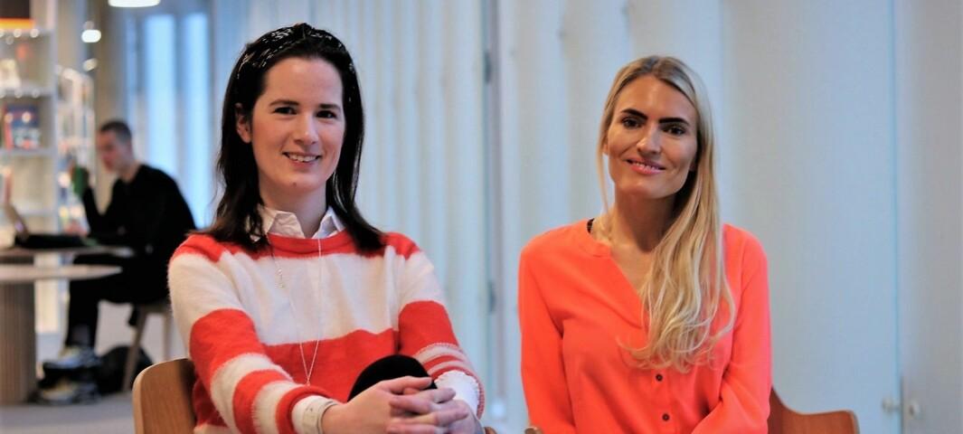 Equality Check med solid brukervekst i krevende debutår: Nå planlegger likestillingsgründerne å hente mer penger