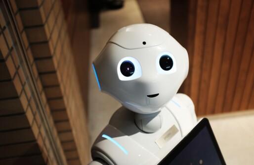 De første robotrådgiverne blir autorisert til våren