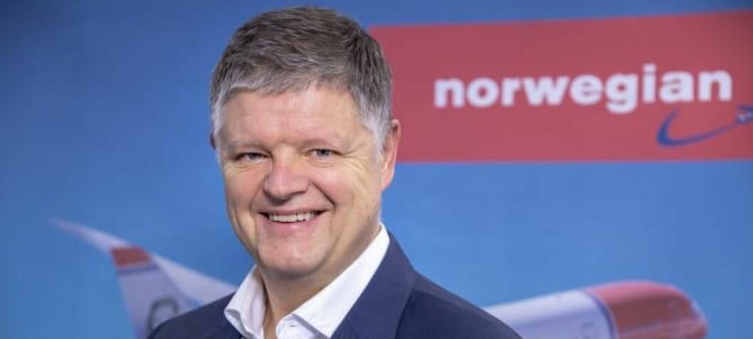Jacob Schram ferdig i Norwegian