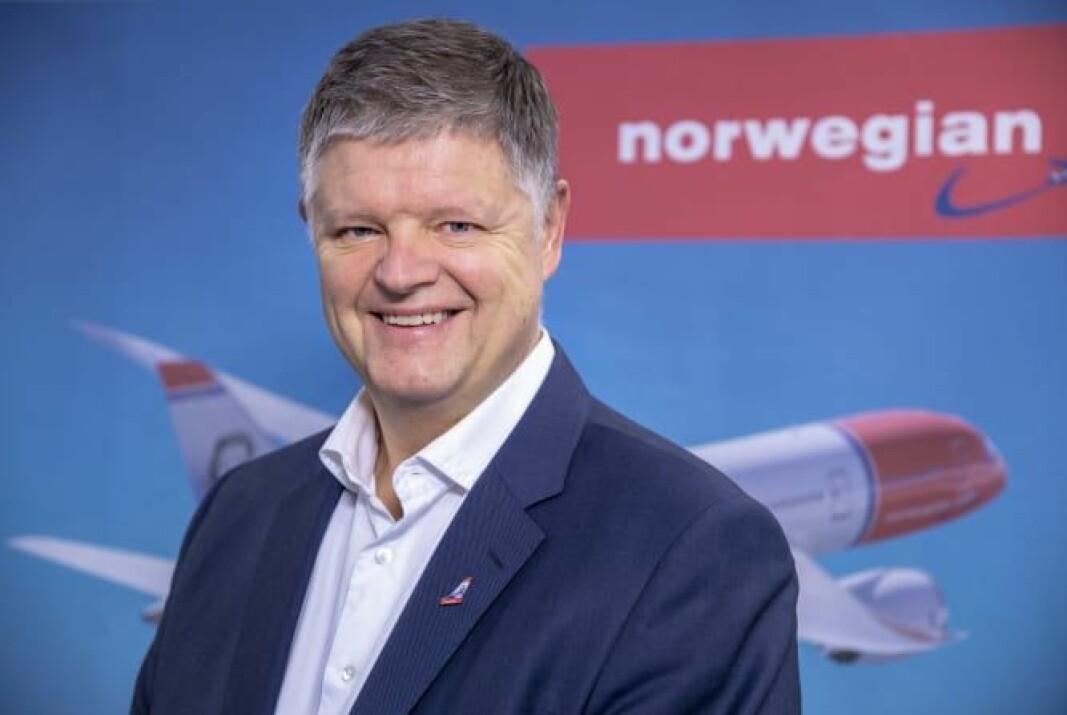 Jacob Schram er ferdig som konsernsjef i Norwegian.