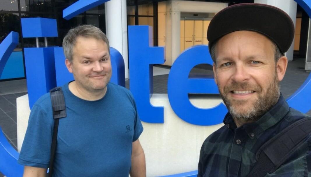 Stian og Peder Børresen- Brødre og businesspartnere i Holocap.