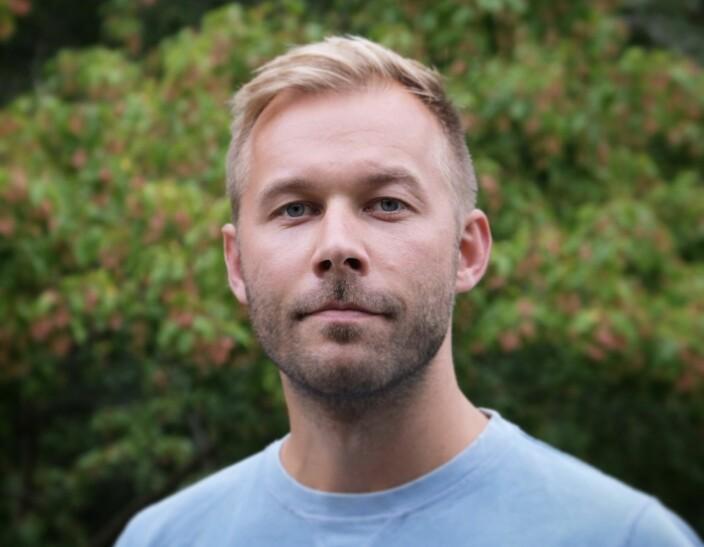 Christian Von Hanno, daglig leder i Atelier AS.