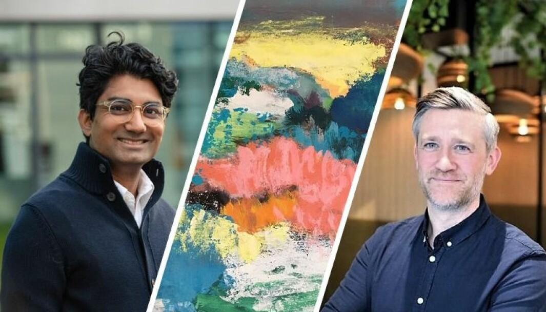 Murshid Ali og David Baum investerer i Atelier