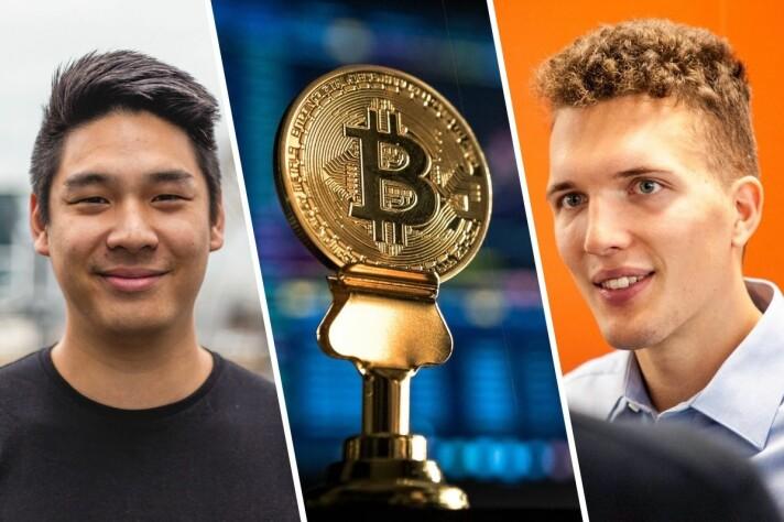 Glade dager hos krypto-startups. Setter nye rekorder hver måned
