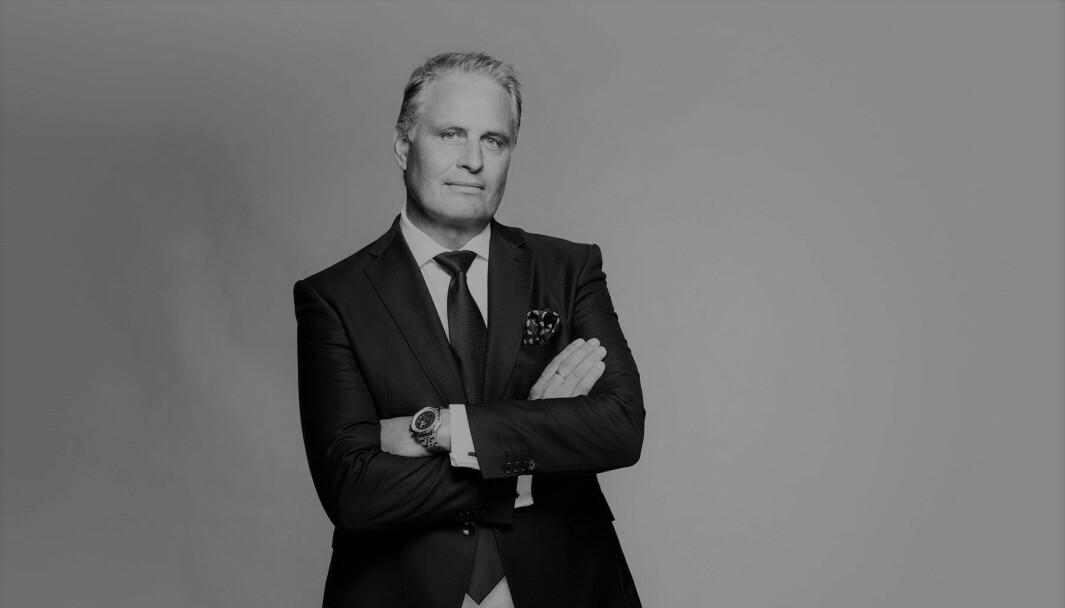 Vendito-partner Thomas Gunnarsson.
