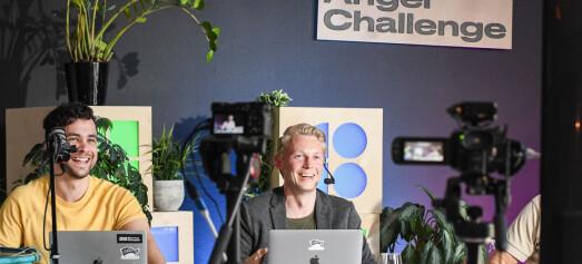 Ta sjansen i dag - lær om å investere i startups