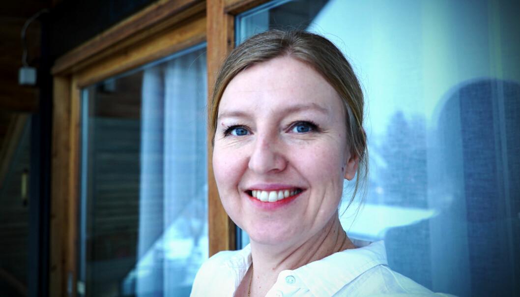 Mai Simonsen Krøgenes i Shifter Academy.