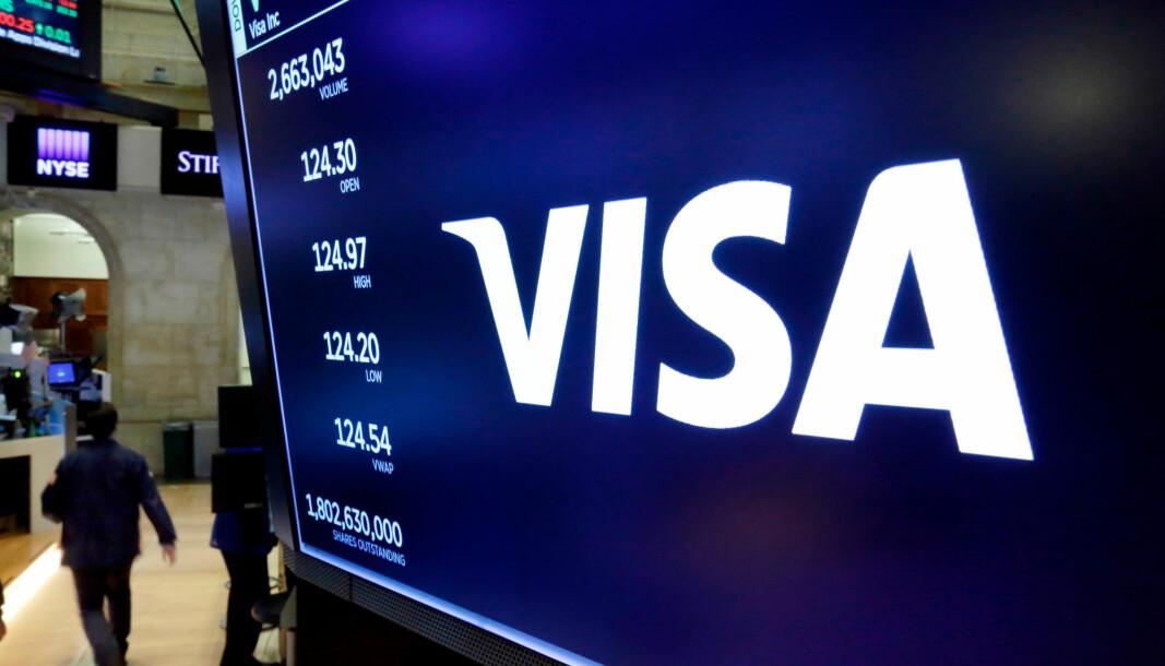 Visas planlagte oppkjøp av fintech-startupen Plaid stanses.