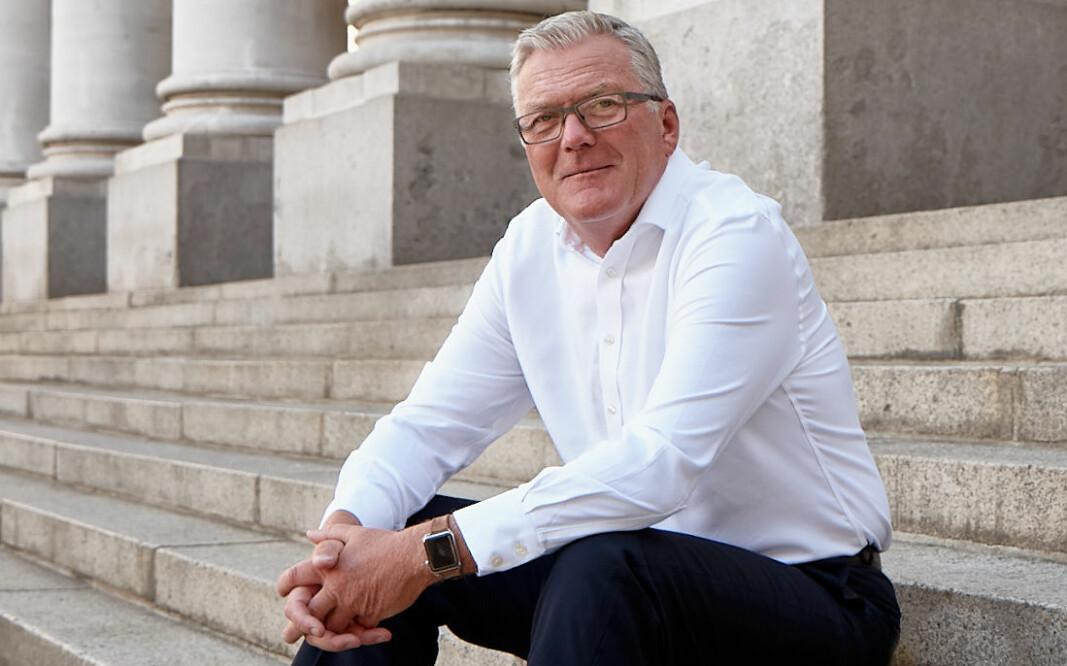 Eedenbull-sjefen Ncki Bull Bisgaard kan glede seg over selskapet første store internasjonale kontrakt.
