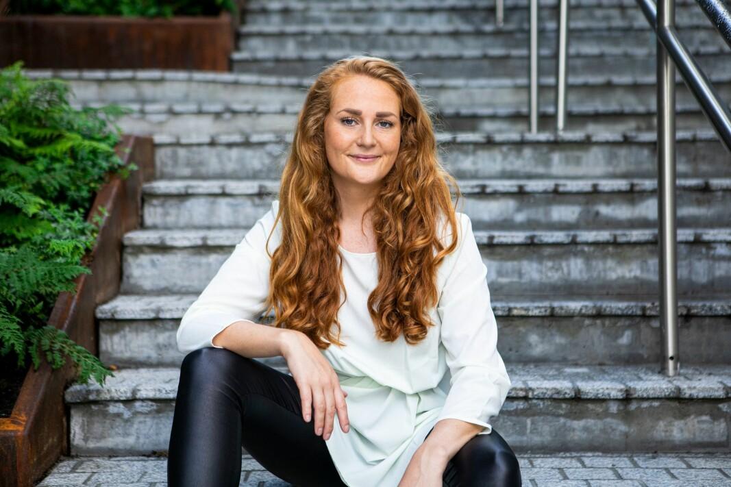 Anine Willums Karp har fartstid fra medie- og kommunikasjonsbransjen, og har jobbet på 657 Oslo siden august.