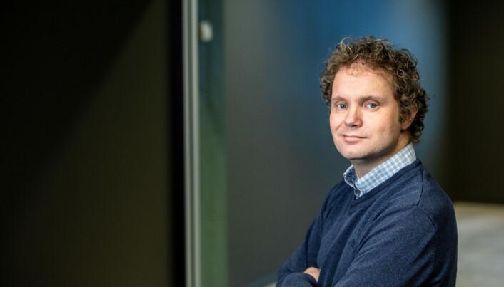 Henrik von Schlanbusch er gründer og administrerende direktør i Rayvn.