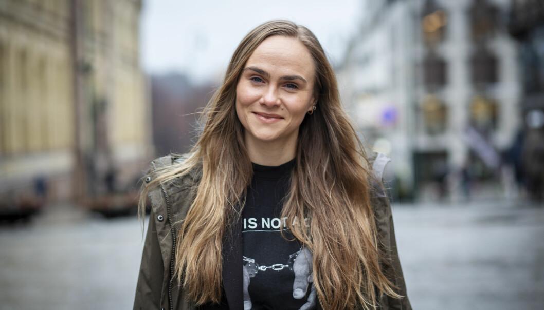 Lauga Oskarsdottir går fra StartupLab til Firda.
