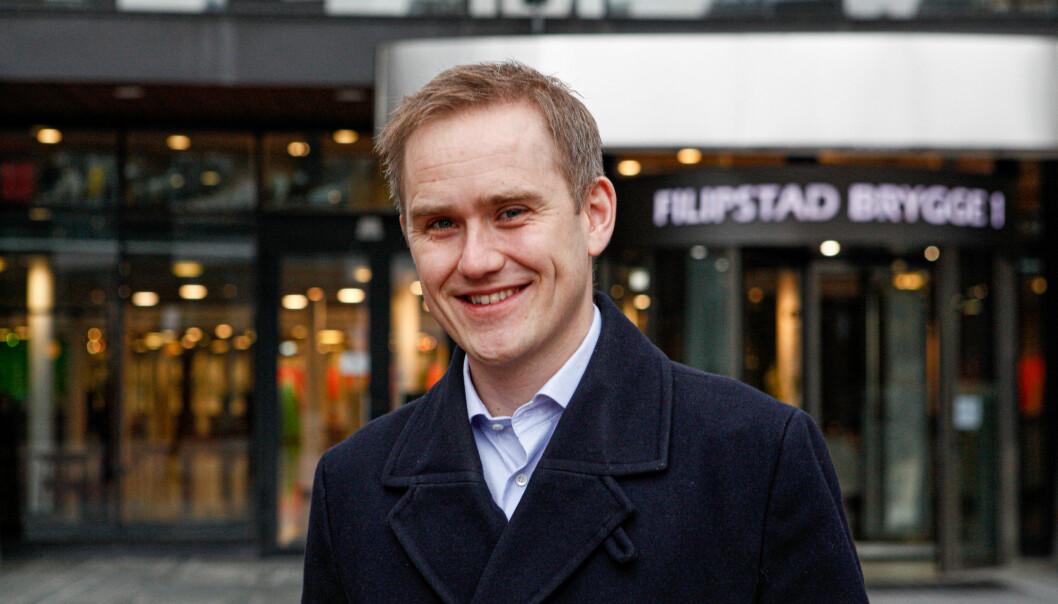 Geir Atle Bores Fundingpartner doblet investeringene på egen plattform i 2020.