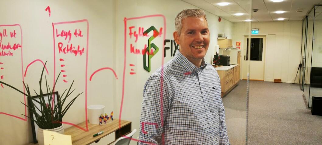 Schibsted investerer 19,5 millioner kroner i Fixrate