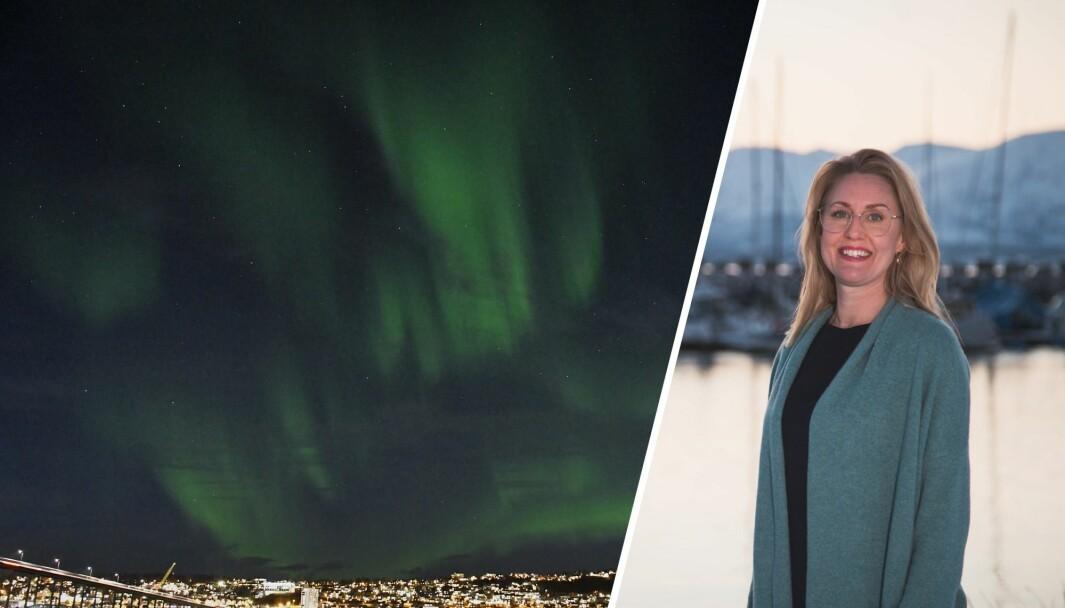 Tromsø by og styreleder i Sagene Tech Ventures, Anette Kristin Bø Andreassen