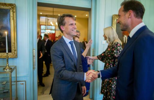 Verdane lukker nytt kjempefond: Vil bruke to milliarder kroner på norsk teknologi