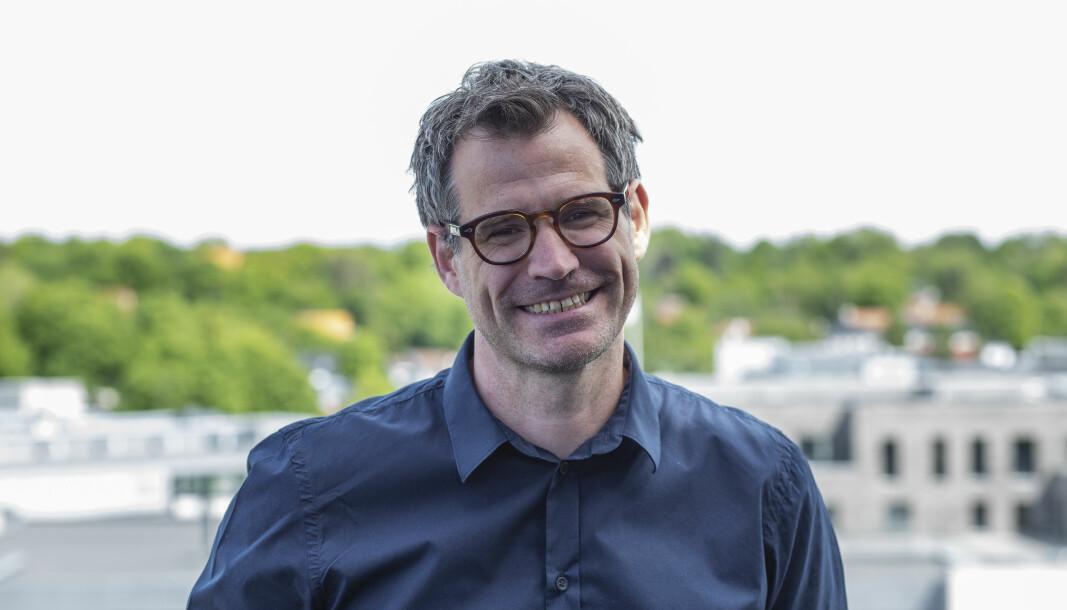 Alexander Woxen, gründer av StartupLab.
